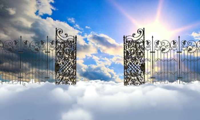 Puertas al cielo